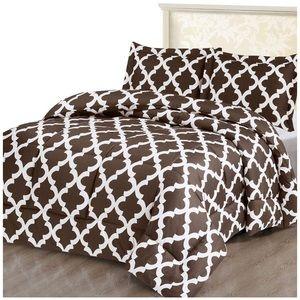 King Red Comforter Set King 2 Pillow Shams